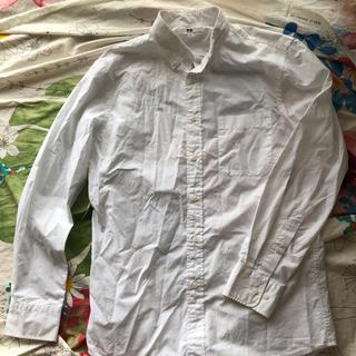 UNIQLO - UNIQLO 白シャツ