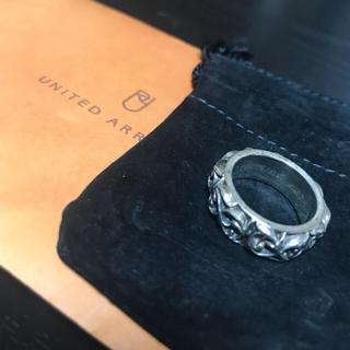 クロムハーツ(Chrome Hearts)のクロムハーツエタニティヴァインバンドリングインボイス原本付属(リング(指輪))