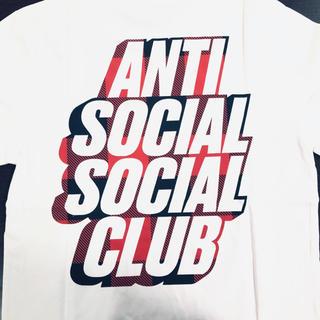 アンチ(ANTI)の【XL】ANTI SOCIAL SOCIAL CLUB[ロゴTee]【SALE】(Tシャツ/カットソー(半袖/袖なし))