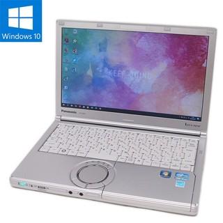 パナソニック(Panasonic)の数量限定マウスセット Windows10搭載 ノートPC  レッツノート NX1(ノートPC)