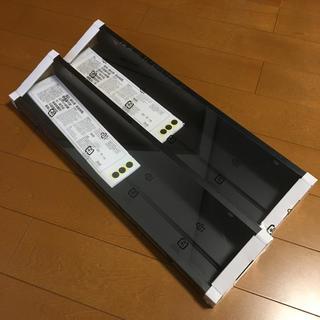 イケア(IKEA)のIKEAのMOSSLANDA アート用飾り棚2個セット(棚/ラック/タンス)