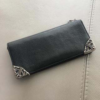 クロムハーツ(Chrome Hearts)のクロムハーツ札用長財布(長財布)