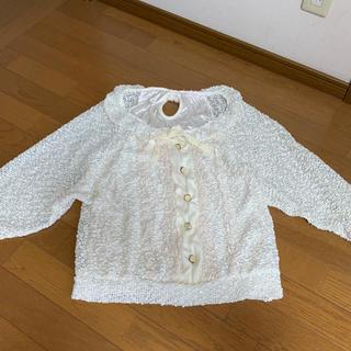 リズリサ(LIZ LISA)のLIZLiSAトップス(Tシャツ(半袖/袖なし))