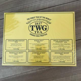TWG 紅茶 コットンティーバッグ 30袋 新品未開封(茶)