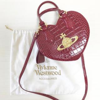 ヴィヴィアンウエストウッド(Vivienne Westwood)のヴィヴィアンウエストウッド ハート バッグ(ハンドバッグ)