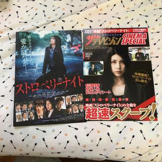 コウダンシャ(講談社)のストロベリーナイト 映画フライヤーセット(日本映画)