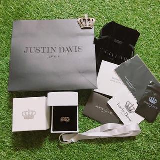 ジャスティンデイビス(Justin Davis)のJustin Davis(MY LOVEリング)(リング(指輪))