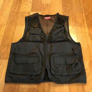 シュプリーム(Supreme)のSupreme Mesh Cargo Vest ss18(ベスト)