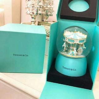 ティファニー(Tiffany & Co.)のTIFFANY  クリスタルボール (トートバッグ)