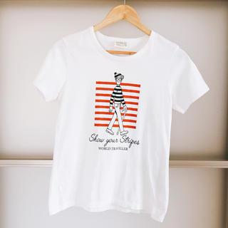 ユニクロ(UNIQLO)のウォーリーTシャツ(Tシャツ(半袖/袖なし))