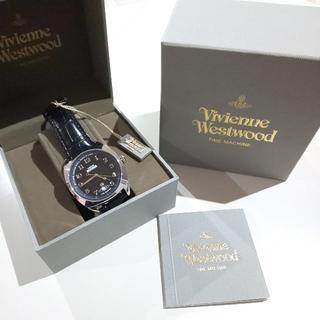 ヴィヴィアンウエストウッド(Vivienne Westwood)の【ヴィヴィアンウエストウッド】腕時計 カレンダー付 Swiss made(腕時計(アナログ))