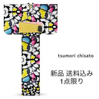 ツモリチサト(TSUMORI CHISATO)の最終セール!新品☆ツモリチサト 猫柄 浴衣 単品(浴衣)