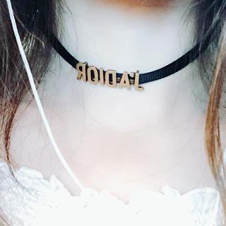 クリスチャンディオール(Christian Dior)のディオールチョーカー(ネックレス)