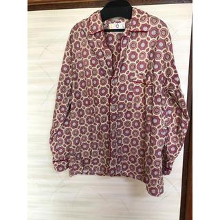 ビームス(BEAMS)のパジャマシャツ セットアップ used vintage needles(セット/コーデ)