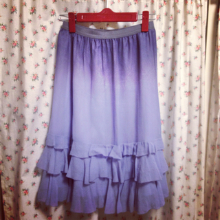 レベッカテイラー(Rebecca Taylor)のレベッカテイラー スカート(ひざ丈スカート)