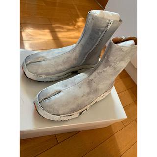 マルタンマルジェラ(Maison Martin Margiela)のmaison margiera 足袋ブーツ 41(ブーツ)