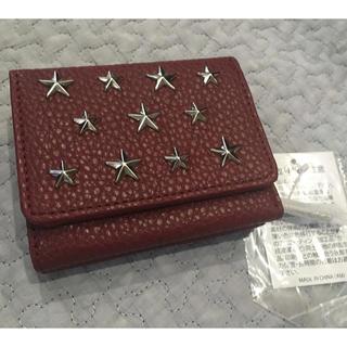 AEON - 【新品】星型スタッズ ミニ財布【タグ付き】