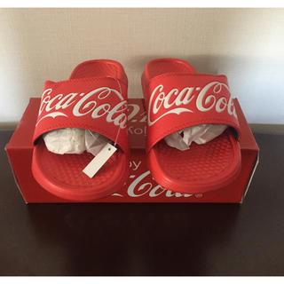 コカコーラ(コカ・コーラ)のコカコーラ シャワーサンダル ver.3(サンダル)