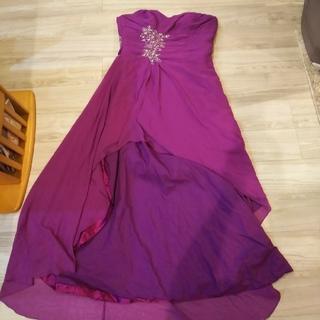大きいサイズのドレス(ロングドレス)