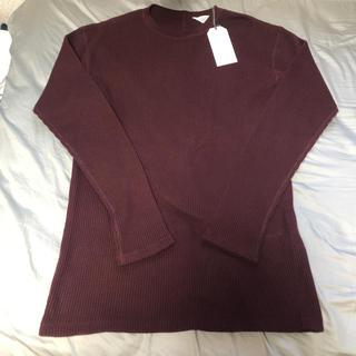 アンユーズド(UNUSED)のunused ワッフルロンT(Tシャツ/カットソー(七分/長袖))