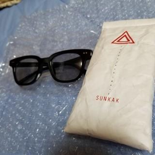 シュプリーム(Supreme)の【専用作成で送料無料!!】SUNKAK TYPE 2  WHITE LOGO(サングラス/メガネ)