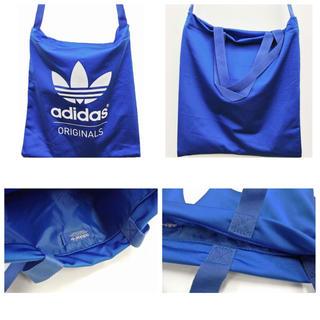 adidas ショッパーバッグ GYB31 ブルー