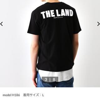 ロデオクラウンズワイドボウル(RODEO CROWNS WIDE BOWL)のロデオクラウンズ Tシャツ メンズ用L(Tシャツ/カットソー(半袖/袖なし))