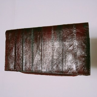 ヴィヴィアンウエストウッド(Vivienne Westwood)の長財布 ワイン トカゲ(長財布)