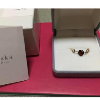 アッシュペーフランス(H.P.FRANCE)のmonaka jewelry ズキュンリング(リング(指輪))