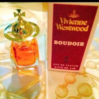 ヴィヴィアンウエストウッド(Vivienne Westwood)の新品 ブドワール ヴィヴィアンウエストウッド 5ml(香水(女性用))