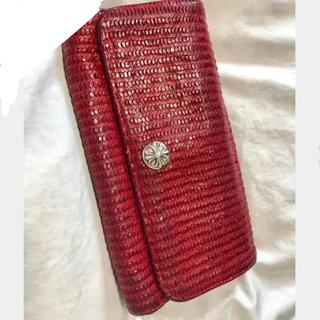 クロムハーツ(Chrome Hearts)のクロムハーツ長財布(長財布)