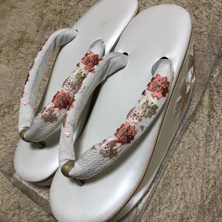定価2万円 和服 草履(下駄/草履)