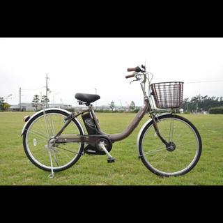 パナソニック(Panasonic)の【関西エリア送料込】Panasonic 電動自転車 24インチ早い者勝ち(自転車本体)