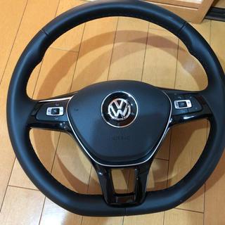 VW POLO ステアリングホイール SRS付き 新品未使用