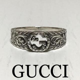 Gucci - 本日価格☆正規品☆超美品☆GUCCI シルバーリング