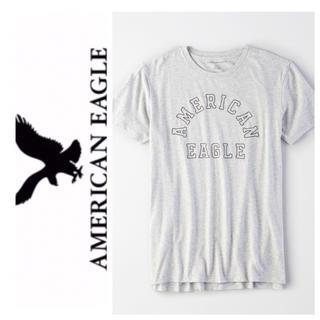 アメリカンイーグル(American Eagle)のS◎新品正規品◎アメリカンイーグル◎UネックTシャツ◎送料込 (Tシャツ/カットソー(半袖/袖なし))