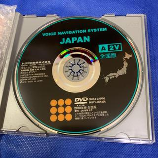 トヨタ(トヨタ)のナビディスク 2018年春 全国版DVD(カーナビ/カーテレビ)