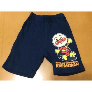 アンパンマン(アンパンマン)の80cm アンパンマン ショートパンツ  紺色(パンツ)