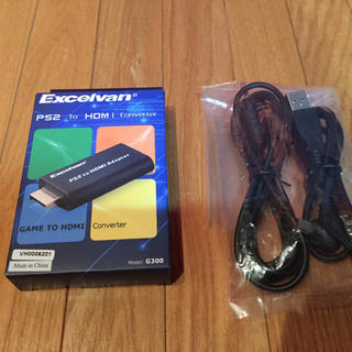 PlayStation2 - PS2 to HDMI コンバータ