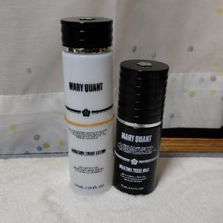 マリークワント(MARY QUANT)の【MARY QUANT】モイスチャートリートローションとミルク(化粧水 / ローション)