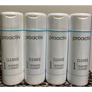 プロアクティブ(proactiv)のプロアクティブニューイングクレンザー(洗顔料)