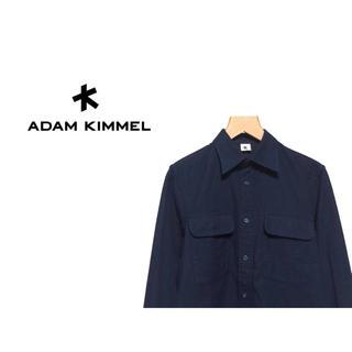 アダムキメル(Adam Kimmel)のADAM KIMMEL モールスキン シャツ / アダムキメル ワーク(シャツ)