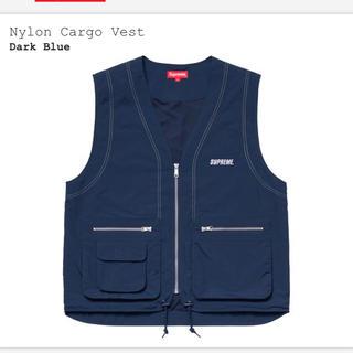 シュプリーム(Supreme)のsupreme nylon cago vest L(ベスト)