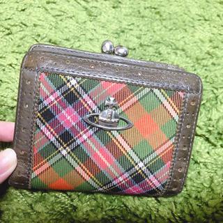 ヴィヴィアンウエストウッド(Vivienne Westwood)のVivienne Westwood 折りたたみ財布(折り財布)