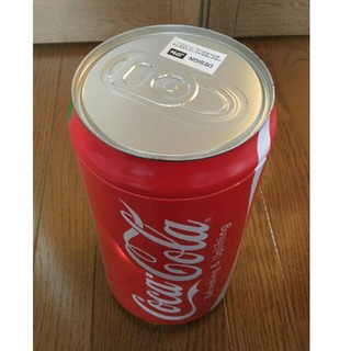 コカコーラ(コカ・コーラ)の 非売品2012コカ・コーラ  オリンピックジャンボ缶小物入れ(ノベルティグッズ)