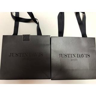 ジャスティンデイビス(Justin Davis)のJustin Davis ショッパー(ショップ袋)