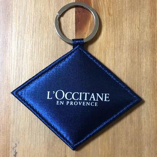 ロクシタン(L'OCCITANE)の【used】L'OCCITANE/手鏡/ノベルティ(ミラー)