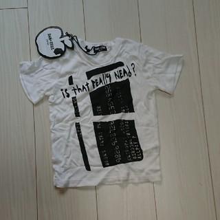 マウジー(moussy)の【タグ付き】MOUSSY 子供用Tシャツ100cm(Tシャツ/カットソー)