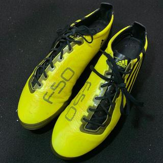 adidas - 【極美品】F50 アディゼロ  HG 27.5cm