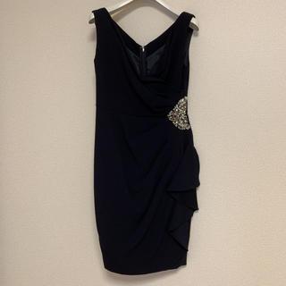 グレースコンチネンタル(GRACE CONTINENTAL)のグレースコンチネンタル ドレス (ミディアムドレス)
